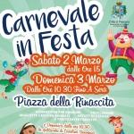 Carnevale in Festa a Pescara il 2 e 3 marzo 2019