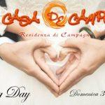 Wedding Day - Incontri con i futuri sposi a Casa de Campo a Mosciano Sant'Angelo
