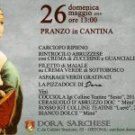 Cantine Aperte 2019 in Abruzzo - I Programmi 5