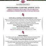 Cantine Aperte 2019 in Abruzzo - I Programmi 11