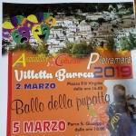 Carnevale di Villetta Barrea con il Ballo della Pupatta
