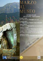 Gli Eventi del mese di Marzo 2019 nei Musei Archeologici di Chieti