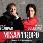 Misantropo di Molière a Chieti con Giulio Scarpati e Valeria Solarino