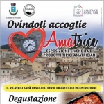 Ovindoli accoglie Amatrice il 2 e 3 marzo 2019