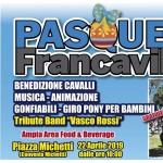 Pasquetta Francavillese: mercatino, musica e tanto altro