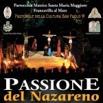 Passione del Nazareno a Francavilla al Mare il 13 aprile 2019