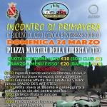 6° Raduno di Auto d'Epoca e d'Interesse Storico a Teramo
