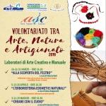 Volontariato tra Arte, Natura e Artigianato 2019 a Rosciano