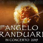 Angelo Branduardi a Civitella Del Tronto per la Festa di Santa Maria dei Lumi 2019