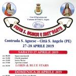 Festa Sant'Agnese e Sant'Agata 2019 a Città Sant'Angelo