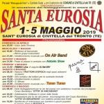 Festa di Sant'Eurosia a Civitella del Tronto dal 1° al 5 maggio 2019
