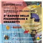 Festival delle Fisarmoniche il 2 giugno 2019 a Torricella Peligna