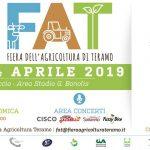 Fiera dell'Agricoltura di Teramo dal 12 al 14 aprile 2019
