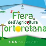Fiera dell'Agricoltura Tortoretana dal 3 al 5 maggio 2019