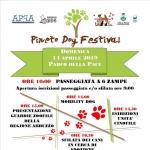 Pineto Dog Festival il 14 aprile 2019