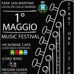 1° Maggio Music Festival a Fara San Martino - 2ª edizione