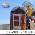 Talami 2019 a Orsogna - Quadri Biblici Viventi il 23 aprile 2019