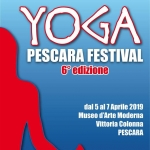 Yoga Festival a Pescara dal 5 al 7 aprile 2019