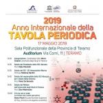 2019 Anno Internazionale della Tavola Periodica: l'Evento a Teramo