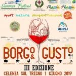 Borgo & Gusto a Celenza sul Trigno il 1 giugno 2019