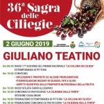 36ª Sagra delle Ciliegie a Giuliano Teatino