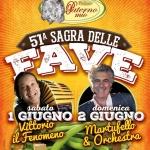Sagra delle Fave 2019 a Paterno di Avezzano