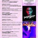 Rocco Hunt, Queen on Fire e Street Food a Celano per la Festa del Sacro Cuore 2019 1