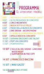 Feste di Settembre 2019 a Lanciano 1