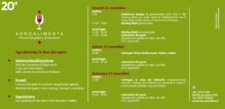 Agroalimenta 2019 a Lanciano: Fiera Nazionale dei Prodotti Tipici dal 22 al 24 novembre