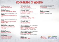 Festa internazionale degli gnomi a Roccaraso dal 31 luglio al 2 agosto 2020 1