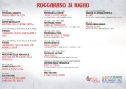 Festa internazionale degli gnomi a Roccaraso dal 31 luglio al 2 agosto 2020